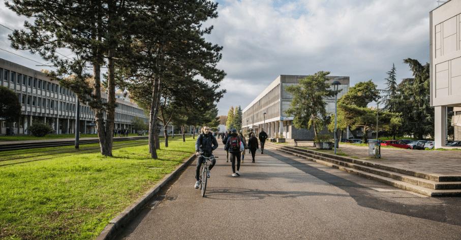 Campus LyonTech-la Doua - © Coralie Castillo