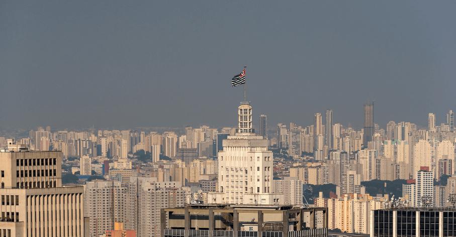 L'État de São Paulo, Brésil © iStock