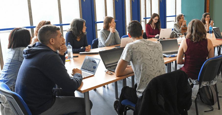 Campus Patrimoine - Université Jean Monnet - Martine Leroy