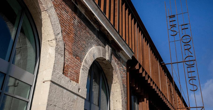 Le Centre des Savoirs pour l'Innovation, Bâtiment des Forges à Saint-Étienne - Pierre Grasset