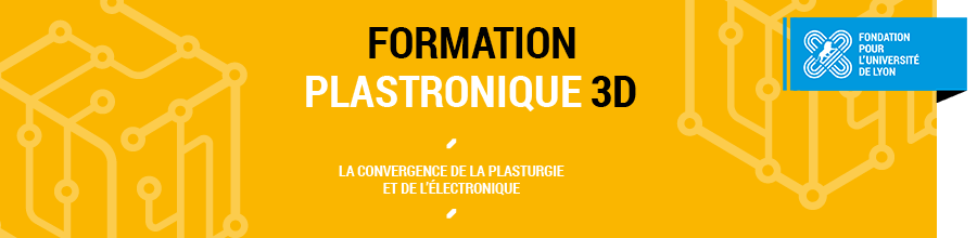 bandeau formation plastronique 3d