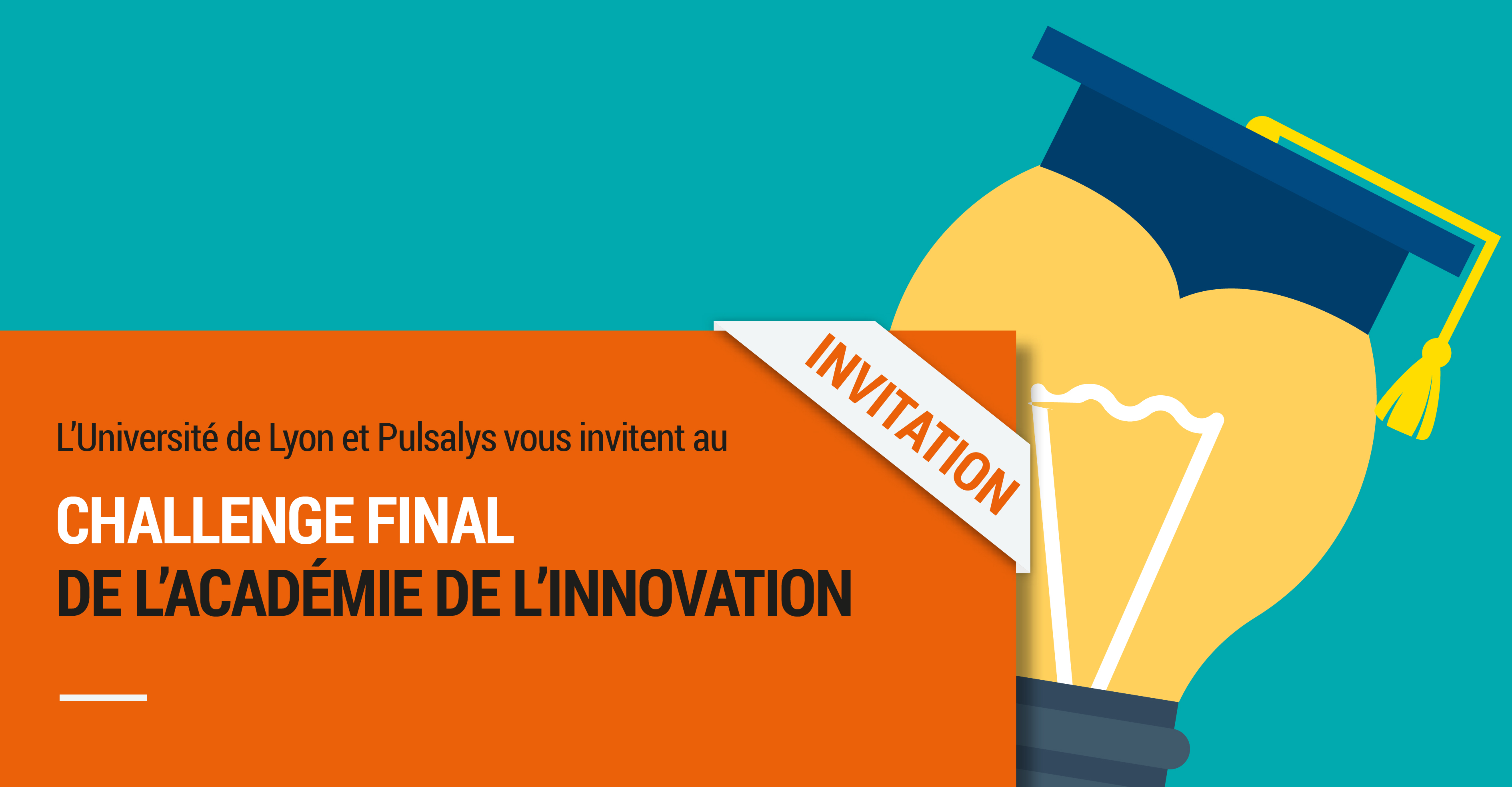 Challenge Aacadémie de l'Innovation - 24 avril 2018