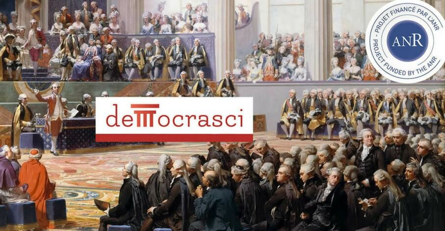 Colloque international Democrasci mai 2018
