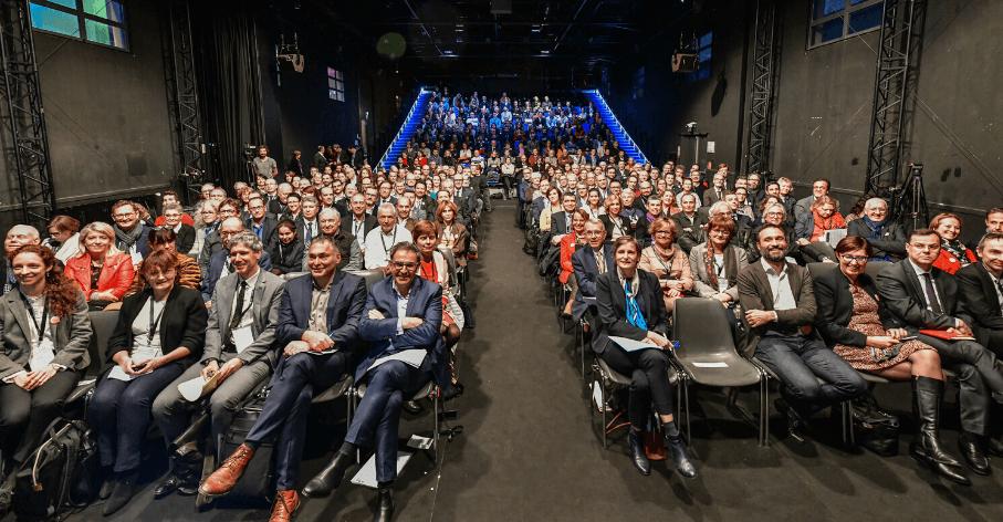 6e Conférence Énergie Climat - 28 novembre 2019 - Les Subsistances, Lyon. - © ESoudan