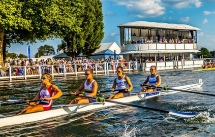 AS UDL European University Games de Coimbra - aviron 4 femmes