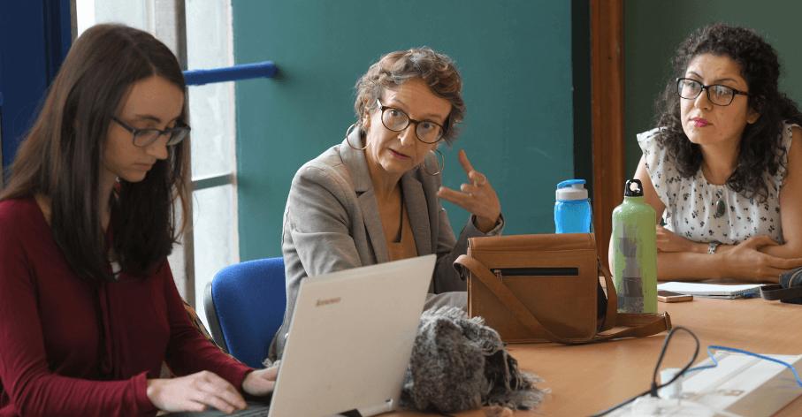 Université Jean Monnet - Martine Leroy