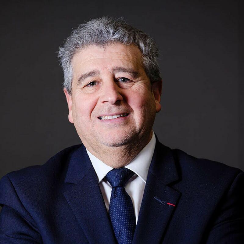 Khaled Bouabdallah, Président.
