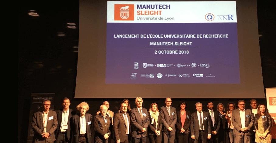 Lancement EUR MANUTECH SLEIGHT 2 octobre 2018