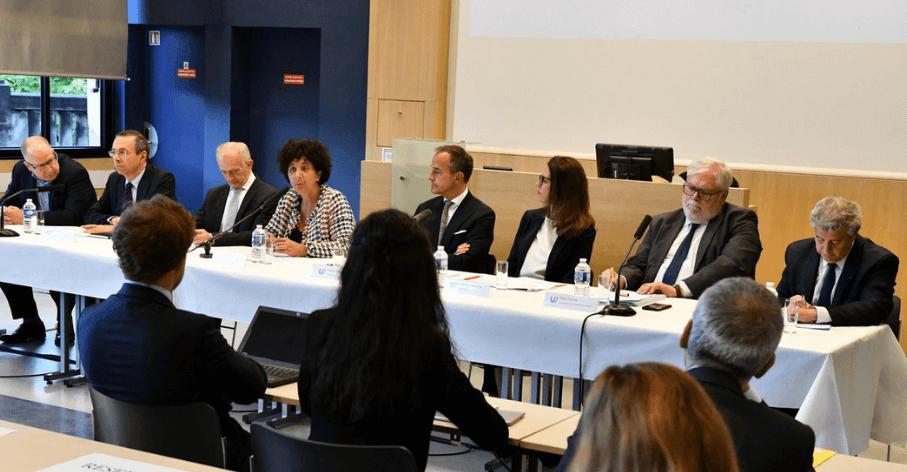 Lancement Alliance U7 - crédits Ministère de l'Enseignement supérieur, de la Recherche et de l'Innovation