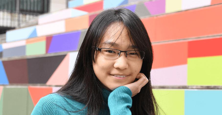 Xin Yee Ng, étudiante master Acoustique labellisé IDEXLYON - Laurent Carpentier