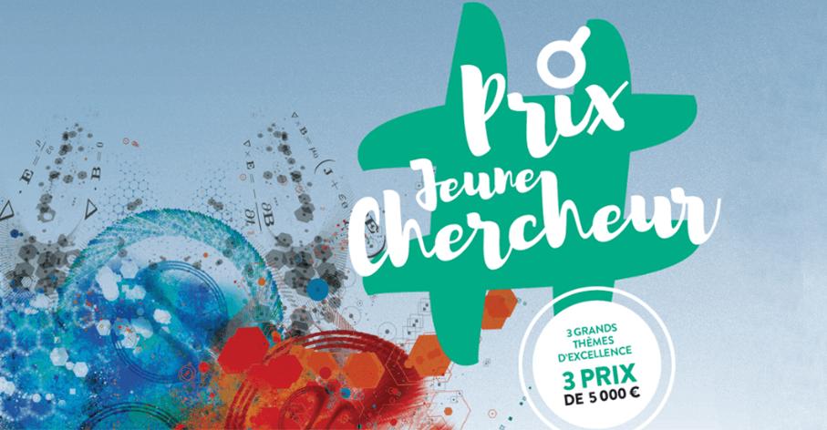 Prix du Jeune Chercheur 2019 © Illustration d'Alex Bourgeois et Alex Andrix