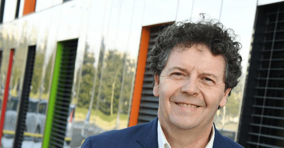 Didier Chavanon, alumni du Diplôme d'université Transformation numérique - © Laurent Carpentier
