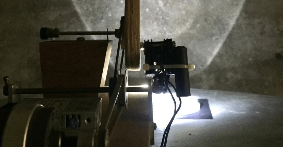 Projet Fête des Lumières - crédits Tom Huet