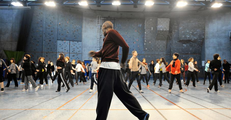 Défilé Biennale Danse 2018