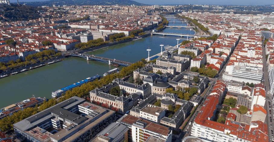 Quais Berthelot et Rhône